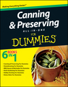 Canning and Preserving All-in-One For Dummies (1118172027) cover image