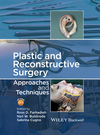 Plastic and Reconstructive Surgery: Approaches and Techniques (1118655427) cover image