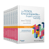 The TESOL Encyclopedia of English Language Teaching, 8 Volume Set (1118784227) cover image