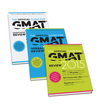 The Official Guide for GMAT Review 2015 Bundle (Official Guide + Verbal Guide + Quantitative Guide) (1118923227) cover image