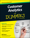 Customer Analytics For Dummies (1118937627) cover image