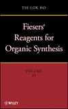 thumbnail image: Fieser and Fieser's Reagents for Organic Synthesis Volumes 1 - 28, and Collective Index for Volumes 1 - 22 Set