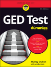 GED Test For Dummies, 4th Edition (1119287227) cover image