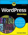 WordPress For Dummies, 8th Edition (1119325927) cover image