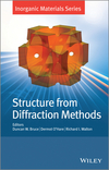 thumbnail image: Structure from Diffraction Methods: Inorganic Materials Series