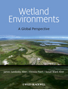 Wetland Environments: A Global Perspective (1405198427) cover image