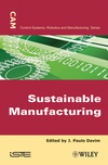 Sustainable Manufacturing (1848212127) cover image