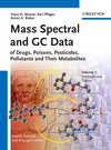 thumbnail image: Mass Spectral and GC Data of Drugs Poisons Pesticides Pollutants and Their Metabolites 4th Edition