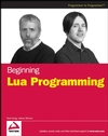 Beginning Lua Programming (0470139528) cover image