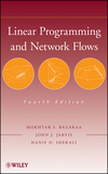 thumbnail image: Linear Programming and Network Flows, 4th Edition