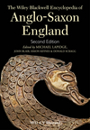 The Wiley Blackwell Encyclopedia of Anglo-Saxon England, 2nd Edition (0470656328) cover image