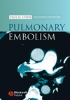 Pulmonary Embolism, 2nd Edition (0470691328) cover image