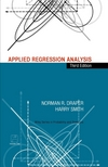 Applied Regression Analysis, 3rd Edition (0471170828) cover image
