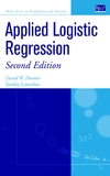 thumbnail image: Applied Logistic Regression, 2nd Edition