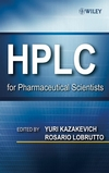 HPLC for Pharmaceutical Scientists (0471681628) cover image