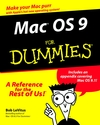 MacOS 9 For Dummies (0764506528) cover image