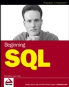 Beginning SQL (0764577328) cover image