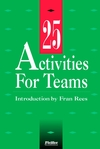 Rees Trio, 25 Activities for Teams (0883903628) cover image