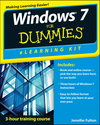Windows 7 eLearning Kit For Dummies (1118099028) cover image
