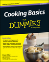 Cooking Basics For Dummies, 5th Edition (1118922328) cover image