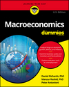 Macroeconomics For Dummies, USA Edition (1119184428) cover image