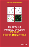 thumbnail image: Oil-in-Water Nanosized Emulsions for Drug Delivery and Targeting