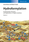 thumbnail image: Hydroformylation: Fundamentals, Processes, and Applications in Organic Synthesis