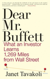 Dear Mr. Buffett: What an Investor Learns 1,269 Miles from Wall Street (0470632429) cover image