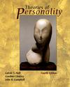 Theories of Personality, 4th Edition (0471303429) cover image