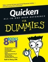 Quicken All-in-One Desk Reference For Dummies (0471799629) cover image