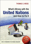 What's Wrong with the United Nations and How to Fix it, 2nd Edition (0745659829) cover image