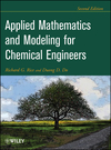 thumbnail image: Applied Mathematics And Modeling For Chemical Engineers, 2nd...