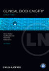 Lecture Notes: Clinical Biochemistry, 9th Edition (1118272129) cover image