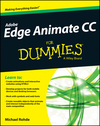 Adobe Edge Animate CC For Dummies (1118335929) cover image