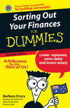 Sorting Out Your Finances For Dummies, Australian Edition (1118348729) cover image