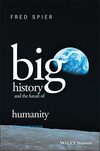 Big History and the Future of Humanity, 2nd Edition (1118881729) cover image