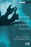 thumbnail image: Applying Psychology to Forensic Practice