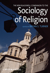 The New Blackwell Companion to the Sociology of Religion (1405188529) cover image