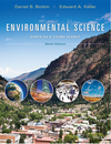 Environmental Science: Earth as a Living Planet, 9th Edition (EHEP002529) cover image