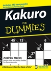 Kakuro For Dummies (047002822X) cover image