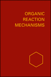Organic Reaction Mechanisms 1994: An annual survey covering the literature dated December 1993 to November 1994 (047006692X) cover image