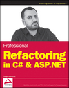 Professional Refactoring in C# & ASP.NET (047043452X) cover image
