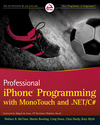 Professional iPhone Programming with MonoTouch and .NET/C# (047063782X) cover image