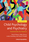 Child Psychology and Psychiatry - Frameworks for Practice 2e