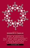 Progress in Inorganic Chemistry, Volume 55 (047168242X) cover image