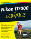 Nikon D7000 For Dummies (111801202X) cover image
