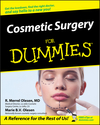 Cosmetic Surgery For Dummies (111807002X) cover image