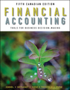 Financial Accounting: Tools for Business Decision-Making, 5th Canadian Edition (111823152X) cover image