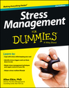 Stress Management For Dummies, 2nd Edition (111852392X) cover image