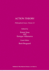 Action Theory, Volume 22 (111854532X) cover image